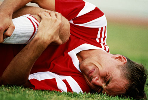 درد مفصل زانو بعد از ورزش