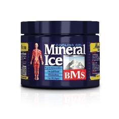 ژل ضد درد مینرال آیس پماد برای پیچ خوردگی مچ پا - gel mineral ice - پماد برای پیچ خوردگی مچ پا